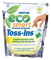 Thetford Ecosmart Toss Ins  32952