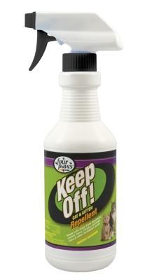 Keep Off! Cat & Kitten Repellent