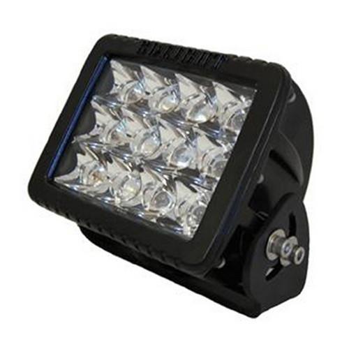 GoLight Gxl LED Floodlight - Fixed Mount - Black