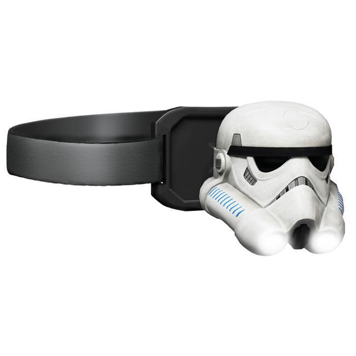 Lego Stormtrooper Headlamp