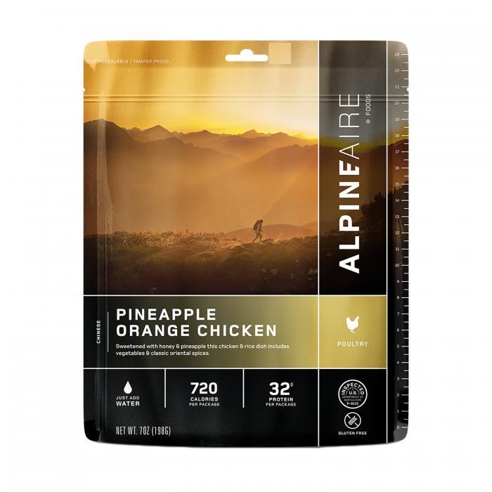 Pineapple Orange Chicken  Serves 2