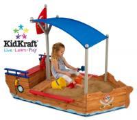 KidKraft Pirate Sandboat
