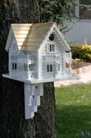 Home Bazaar Sleepy Hollow Birdhouse