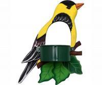 Bobbo Goldfinch Window Bird Feeder