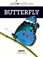 Chronicle Books Grow With Me Butterfly