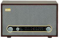 QFX Retro Bluetooth Am Fm Radio