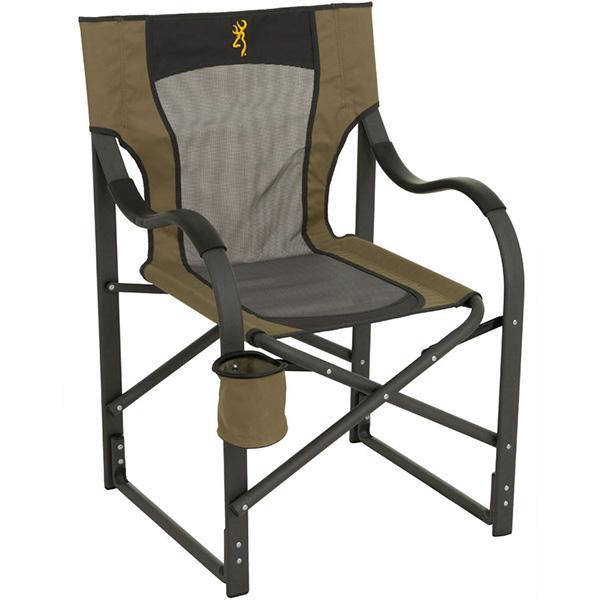 Browning Camping Camp Chair Khaki Coal