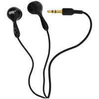 Overboard Gear Waterproof Headphones Black