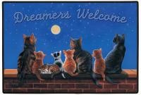 Fiddler's Elbow Dreamer's Welcome Doormat