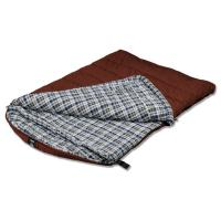 Grizzly Canvas 0 Degree 2 Person Sleeping Bag