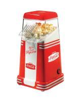Nostalgia Electrics Coca-Cola Series RHP310COKE Mini Hot Air Popcorn Popper