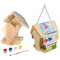 Toysmith Paint-A-Bird Feeder