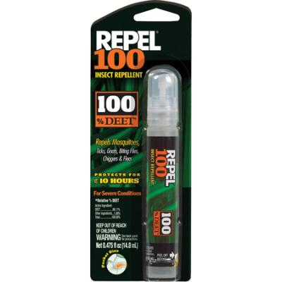 Repel 100% Deet Pen Size Pump