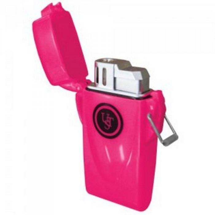 Ultimate Survival Technologies Windproof Floating Survival Lighter, Fuchsia