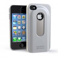 Annex Ocip4W White Opena Iphone4 4S Case