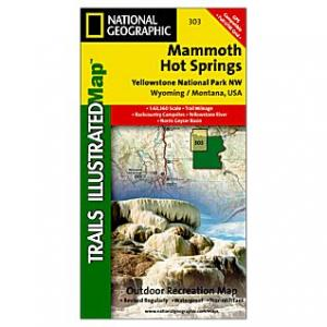 National Geographic High Uintas Wilderness #711