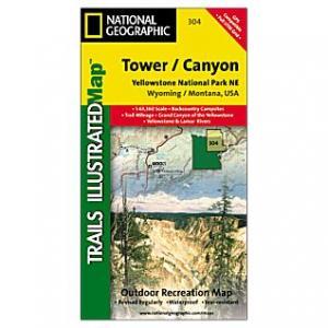 National Geographic Prince William Sound W #761