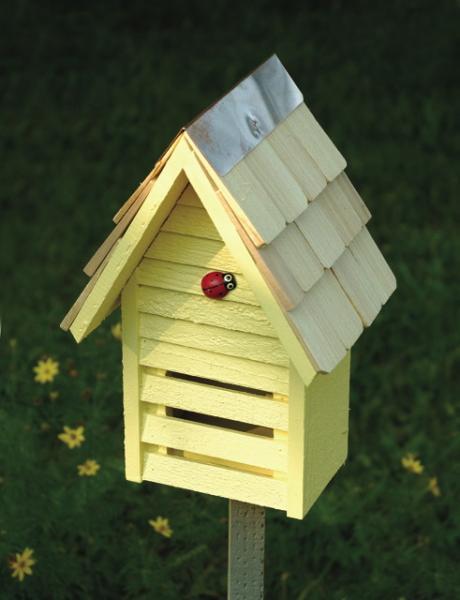 Heartwood Lady Bug Loft, Yellow
