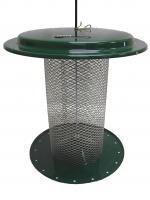 Bird's Choice 3 Quart Safflower Mesh Bird Feeder - Green