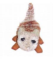 Brushart Kitten Marmalade Ornament