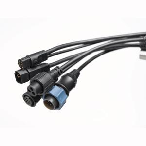 Minn Kota MKR-US2-10 Lowrance/Eagle Blue Adapter Cable