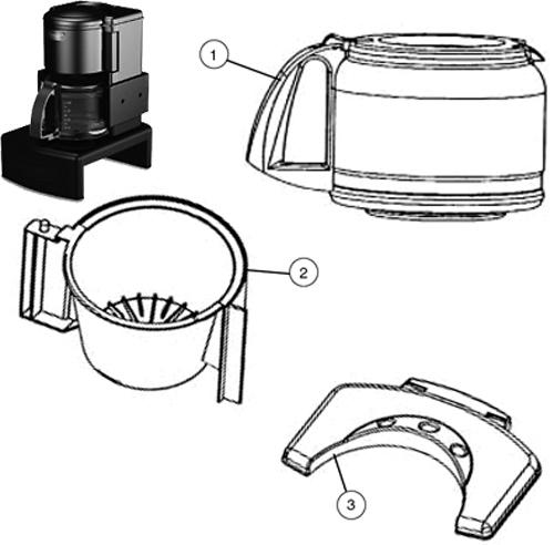 Coleman Filter Basket For Coleman Coffee Maker