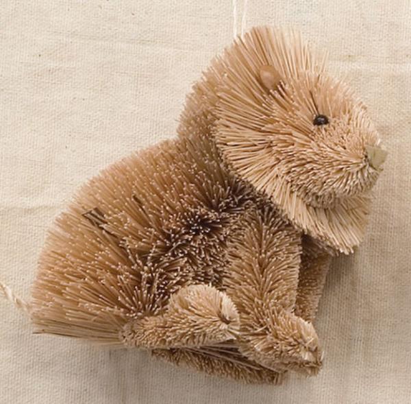 Brushart Lion Ornament