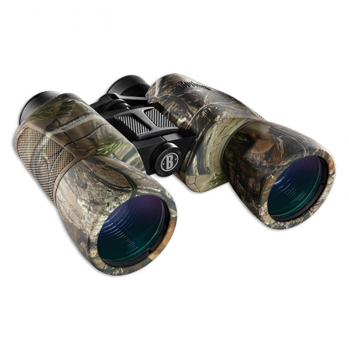 Bushnell 10x50mm PowerView Porro Prism Binoculars - RealTree AP Camo