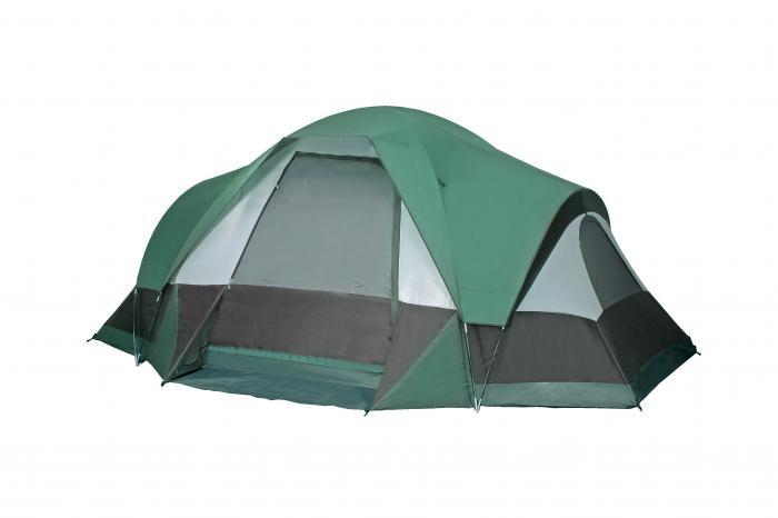 Gigatent White Cap Mountain Family Dome Tent
