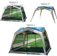 Gigatent Dual Identity 12x12 3-in-1 Shelter/Canopy
