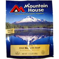Oregon Freeze Dry Chili Maccaroni w/Beef M.H. Food