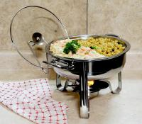 Cookpro Stainless Steel Chafing Dish 4 Quart