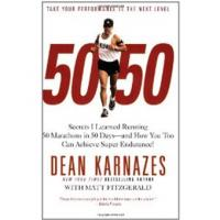 Hachatte Book Group: 50/50 Secrets Learned Running