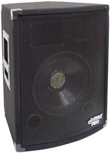 "Pyle-pro PADH1079 500-Watt 10"" 2-Way Professional Speaker Cabinet"