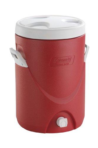 Coleman 5 Gallon Beverage Cooler - Red