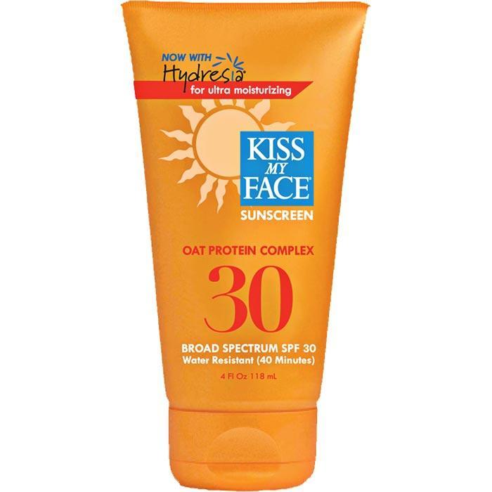 Kiss My Face Face Factor Spf50 Face/neck