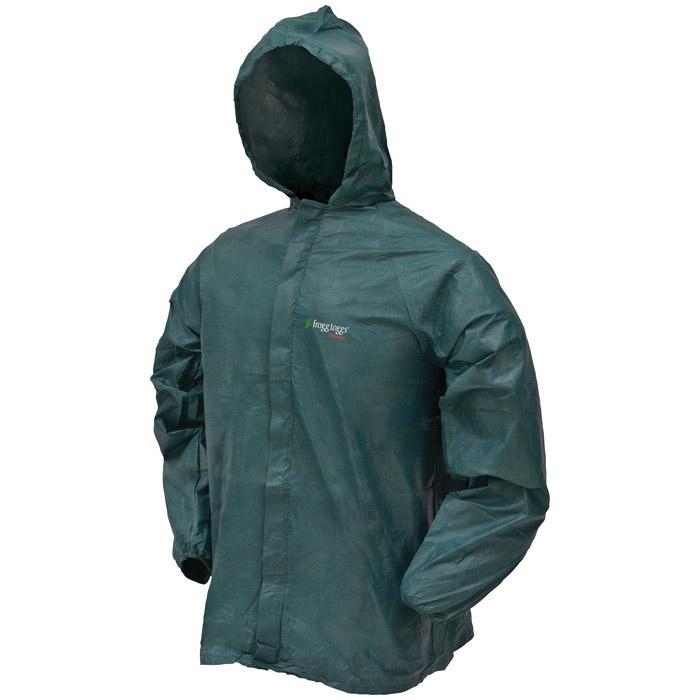Driducks Frogg Togg Rain Suit Green-sm