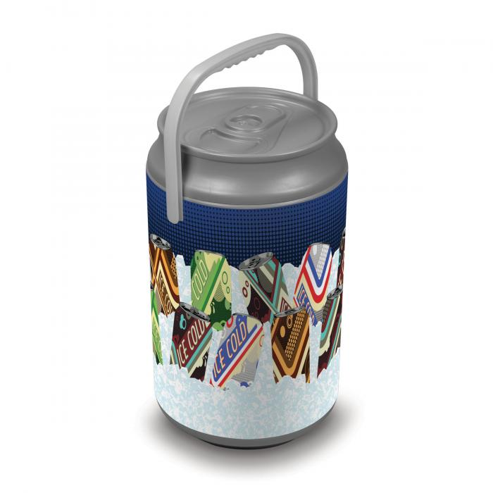 Picnic Time Extra Large Insulated Mega Can Cooler, Classic Cans