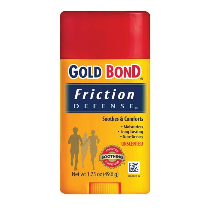 Gold bond friction defense - Geldt bold ...