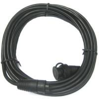 Icom OPC1000 20' Cable with Waterproof Mounting Plug for ICMM157 Series Marine Radios