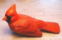 Songbird Essentials Cardinal Table Piece