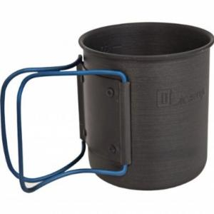 Olicamp Space Saver Mug Hard Blue Handle