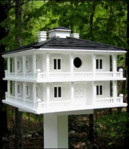 Home Bazaar Clubhouse Birdhouse