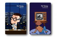 Finders Forum Double Deck TV Trivia Playing Cards