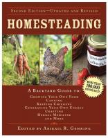 ProForce Homesteading