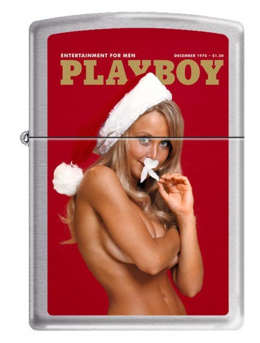 Zippo Procut Playboy December 1970 Cover Windproof Lighter