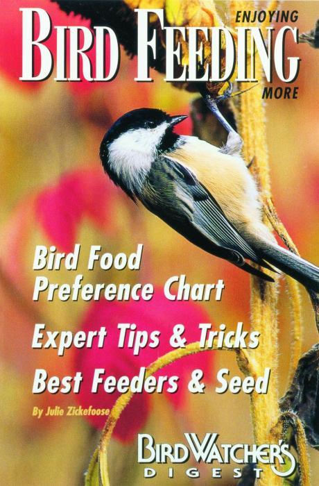 Bird Watcher's Digest Enjoying Bird Feeding More