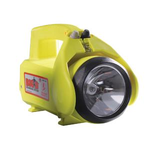 Pelican Products Big D Rechargeable 3850 NiMH, Yellow