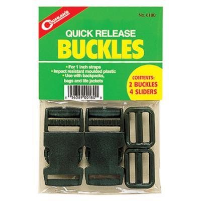 """1"""" QUICK RELEASE BUCKLES"""