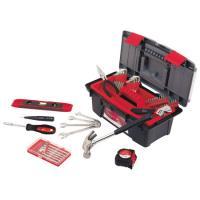 Apollo 53-Piece Household Tool Kit with Tool Box